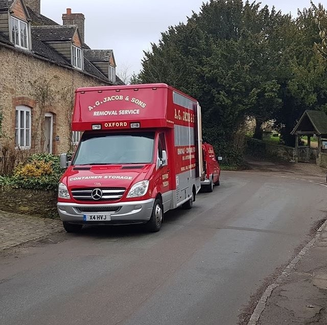 Removals Didcot